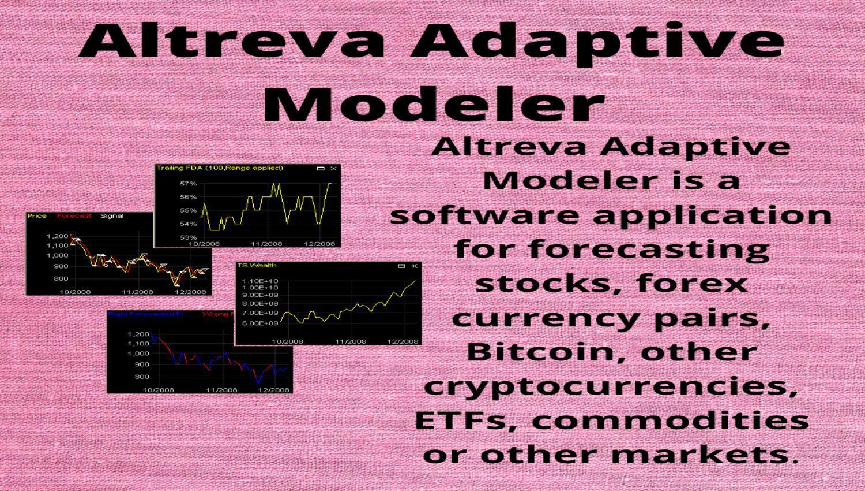 Altreva Adaptive Modeler