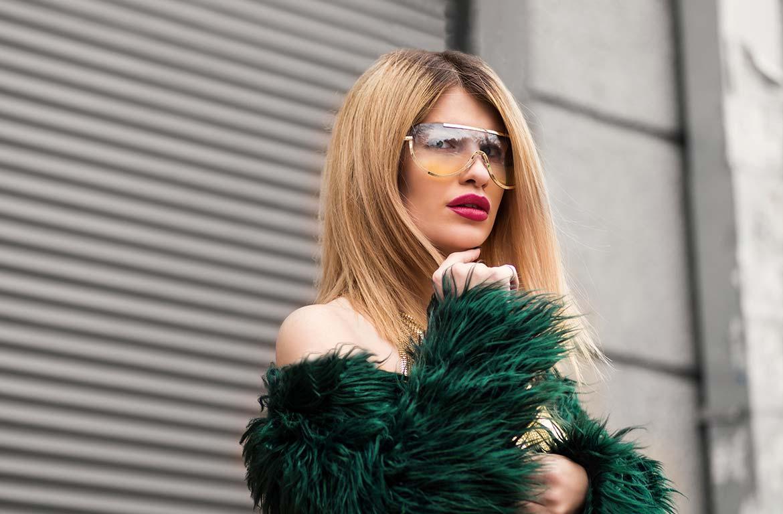 Fashion Model Shoot 1
